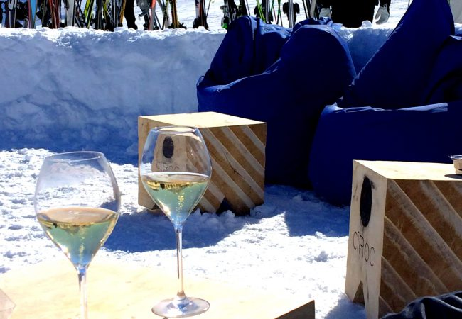 Champagner - Frozen Ice-Bar - Lech