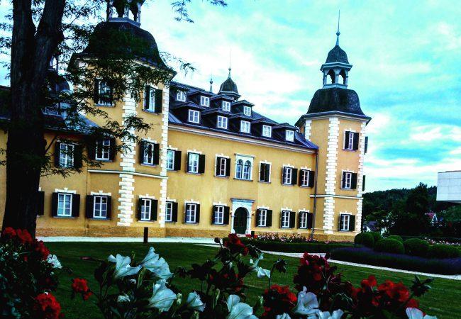 Schlosshotel Velden – Hotspot am Wörthersee