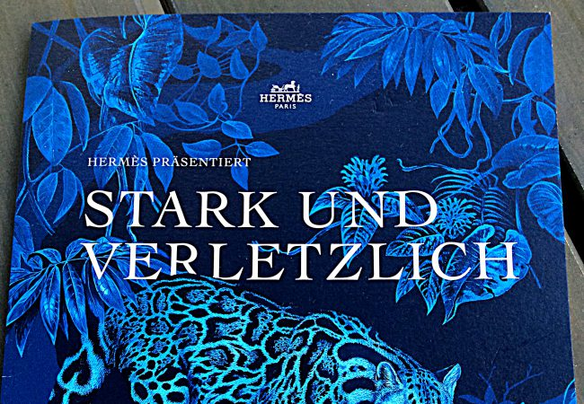 HERMÈS präsentiert – Stark und verletzlich – Fierce and fragile