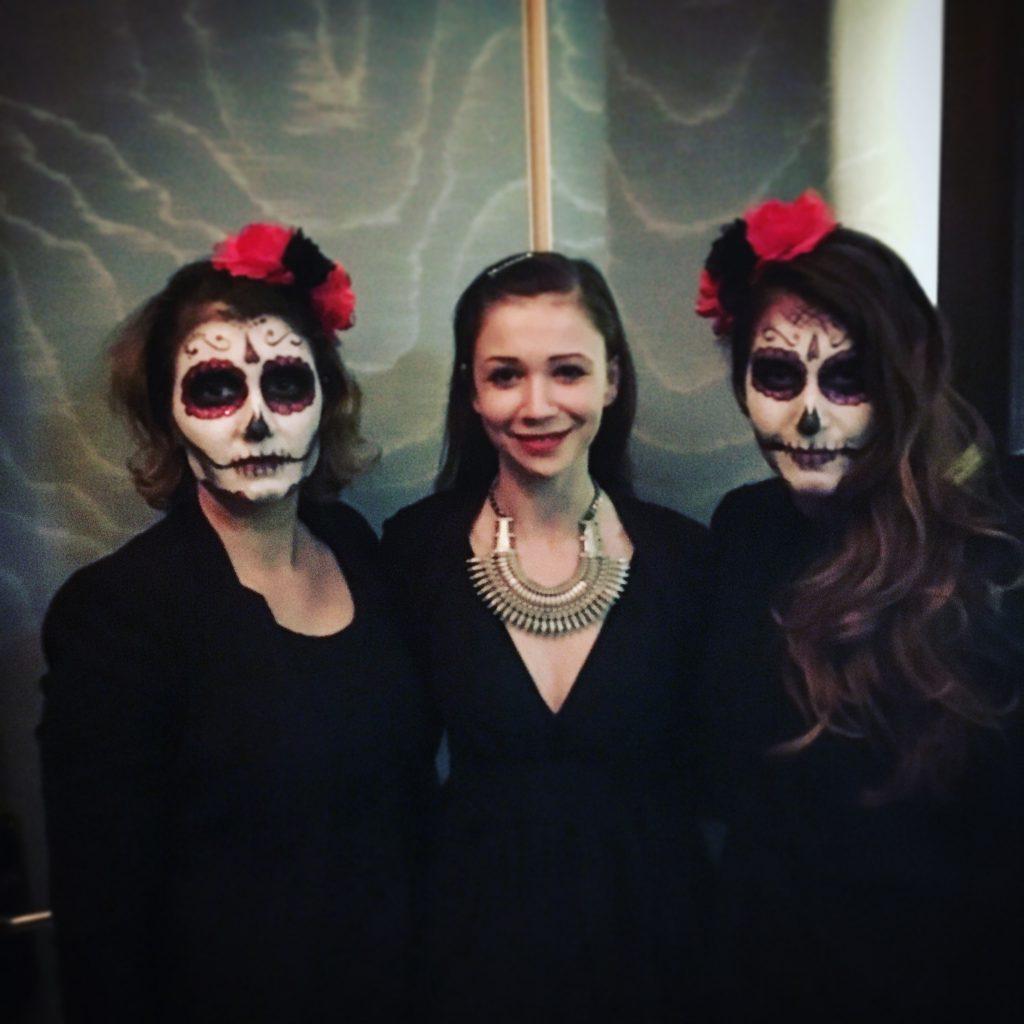 """Alexandra und """"die Toten"""""""
