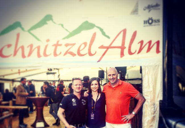 Schnitzelalm – Catering und VIP Service am Race Track