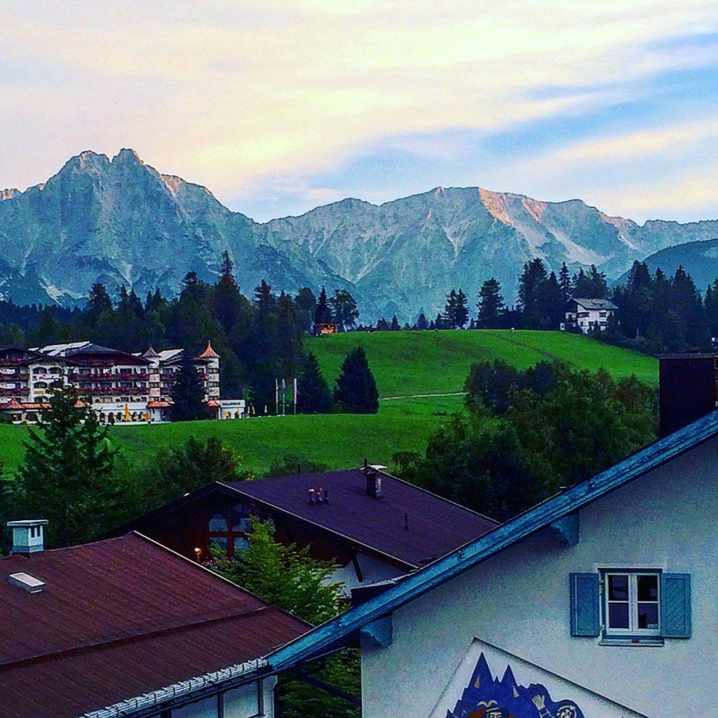 Mountains - Seefeld