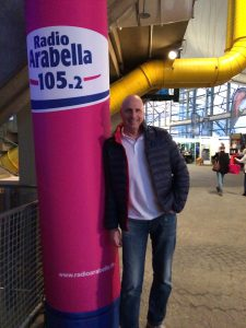 Danke an Radio Arabella