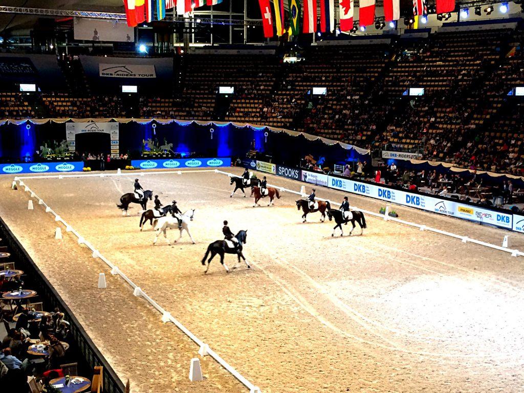 Showprogramm - Munich Indoors