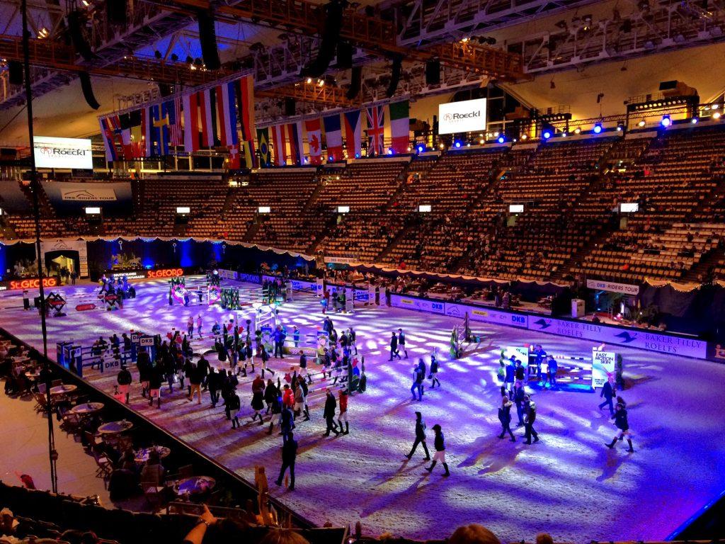 Maserati Gold Cup - Munich Indoors