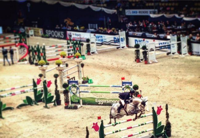 MUNICH INDOORS –  Spitzenreitsport in der Olympiahalle