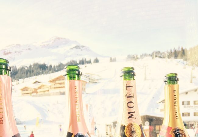 Après-Ski Hotspot in Lech am Arlberg – Krone Eisbar
