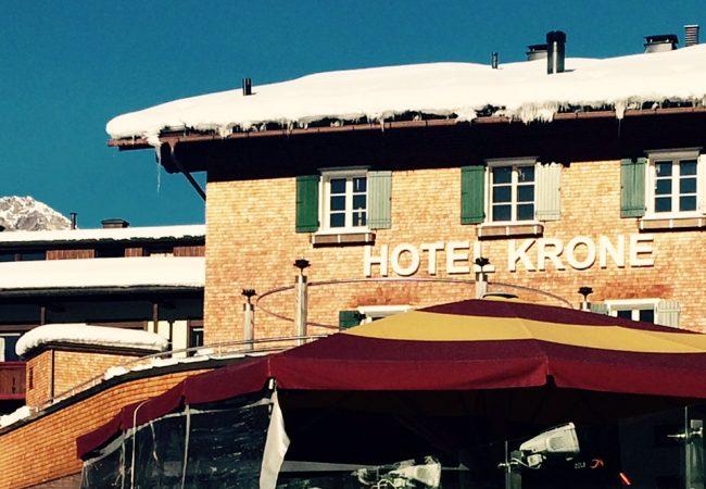 Romantik-Hotel Krone von Lech