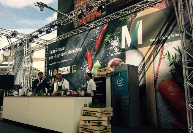 Taste & Style 2017 – Kulinarik am Flughafen München