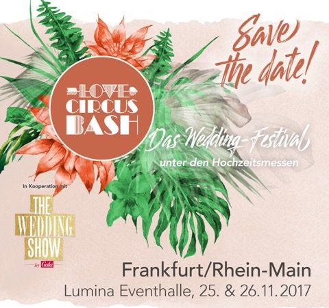 Love Circus Bash – Hochzeitsmesse München
