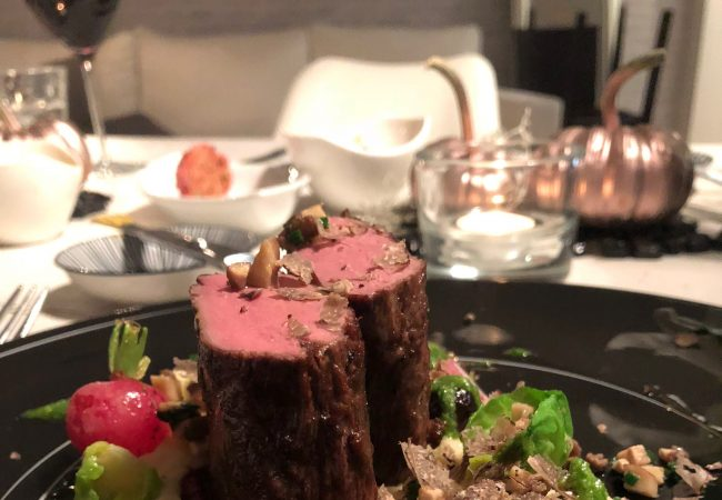 Fashion on a Plate – VIP Privatkoch Chriz Bauer