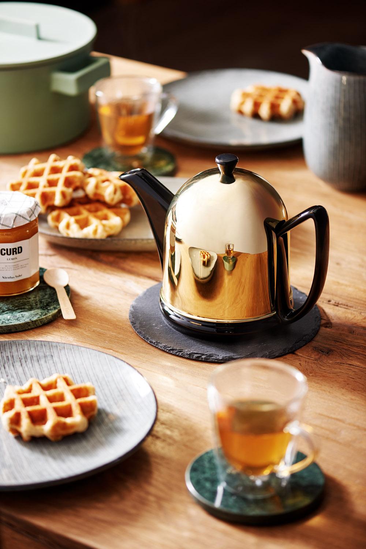 Winterzeit ist Teezeit mit Cosy Manto von Bredemeijer