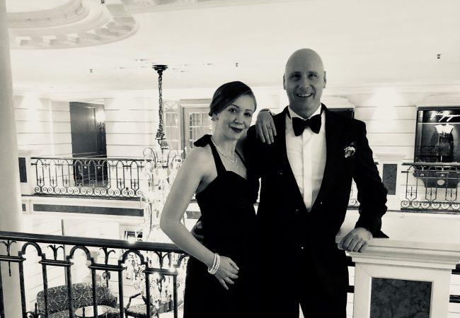 Chrysanthemenball 2018 at Hotel Bayerischer Hof Munich – Charity Event