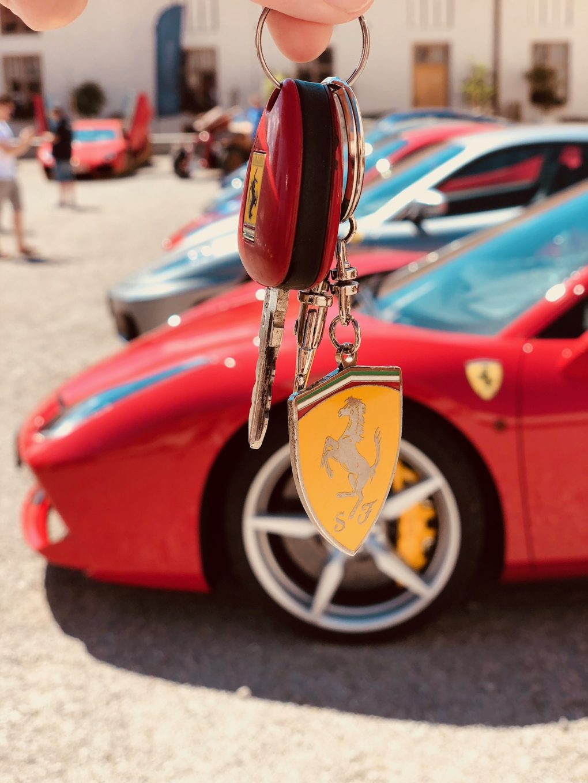 Luxury goods and their myths – Ferrari