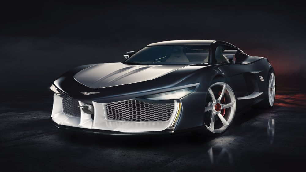 Return of a luxury brand: Hispano Suiza presents the Maguari