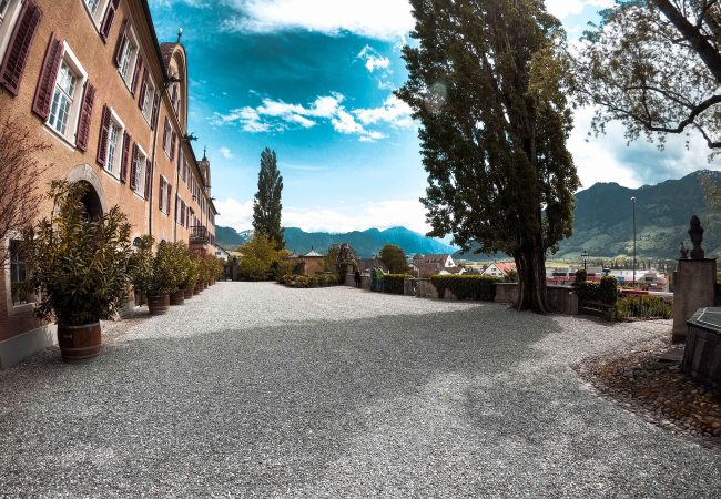 Schloss Salenegg – The oldest winery in Europe