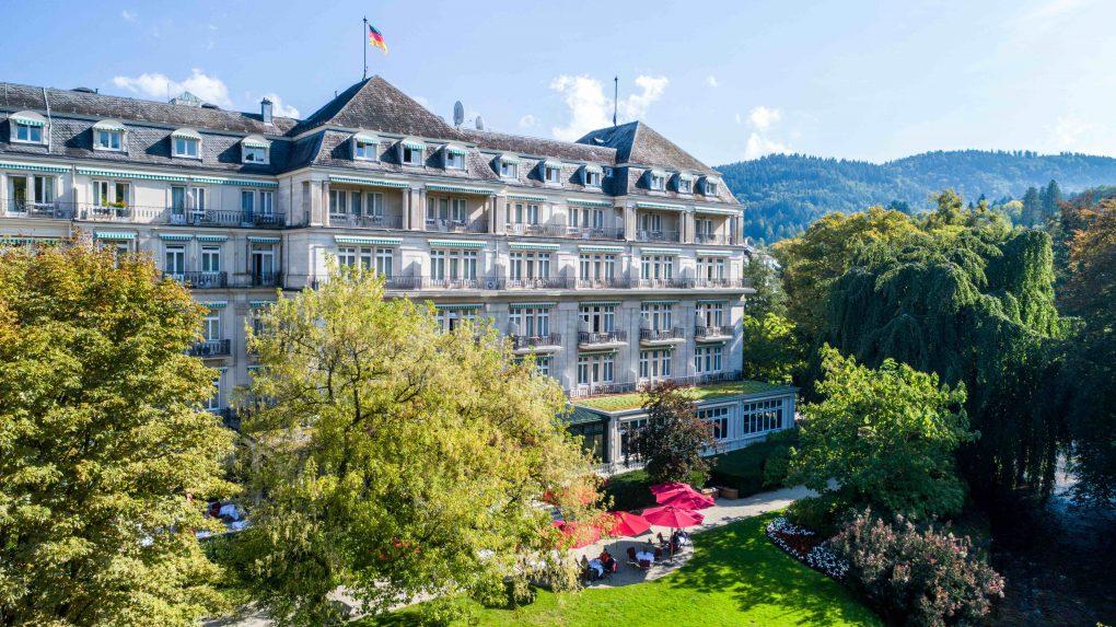 Brenners Park-Hotel & SPA in Baden-Baden