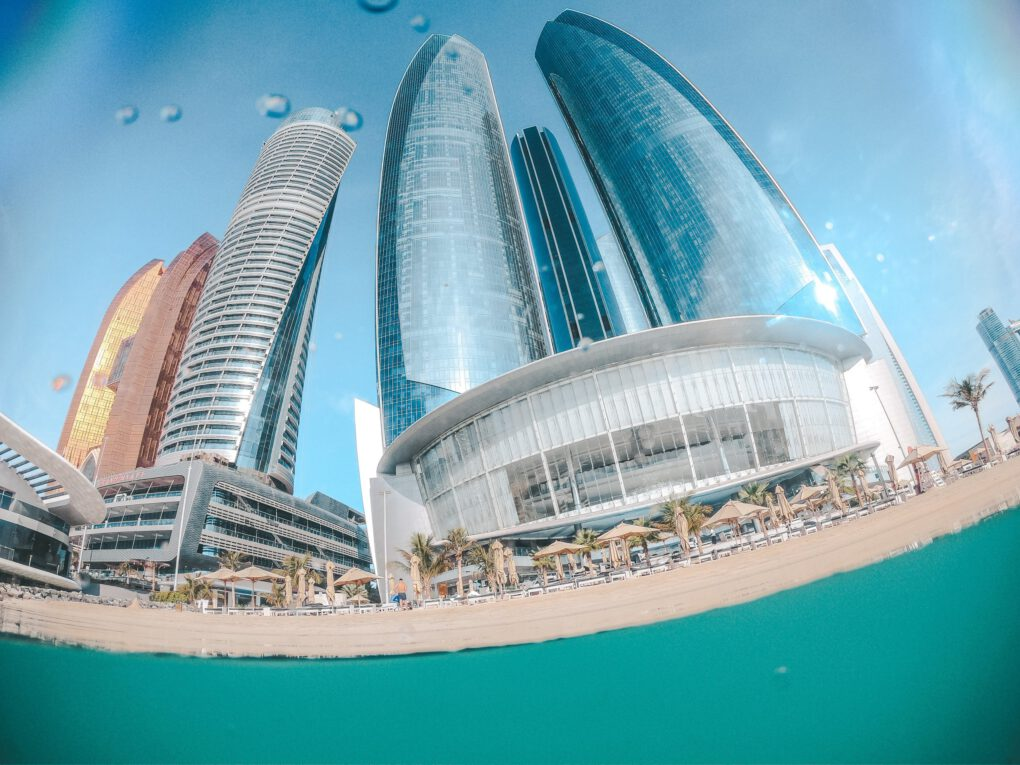 Jumeirah At Etihad Towers – Internationales Luxushotel mit Privatstrand